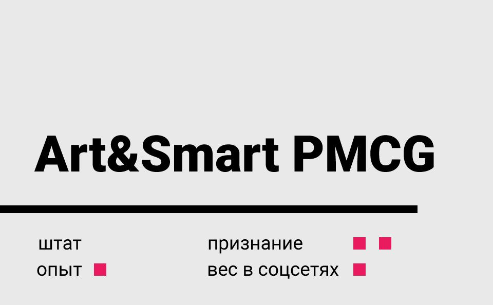 Art&Smart PMCG