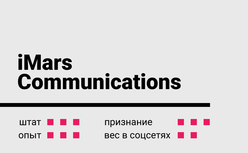 iMars Communications
