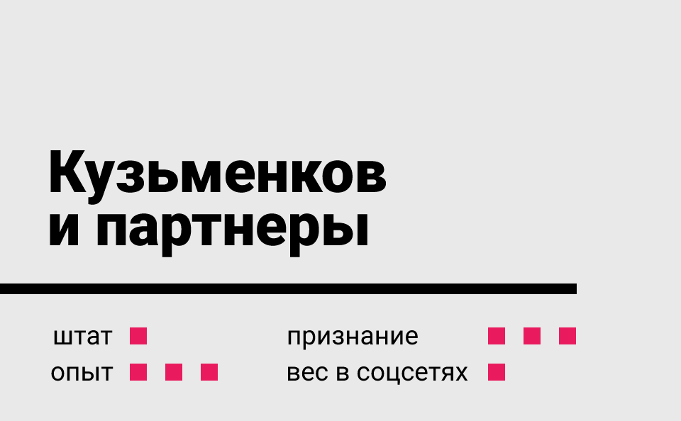Кузьменков и партнеры