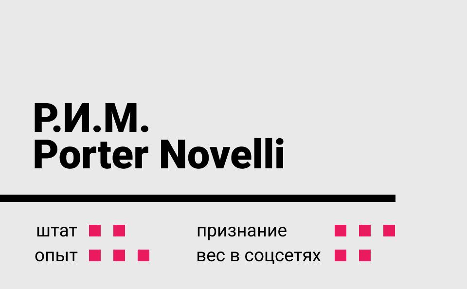 Р.И.М. Porter Novelli