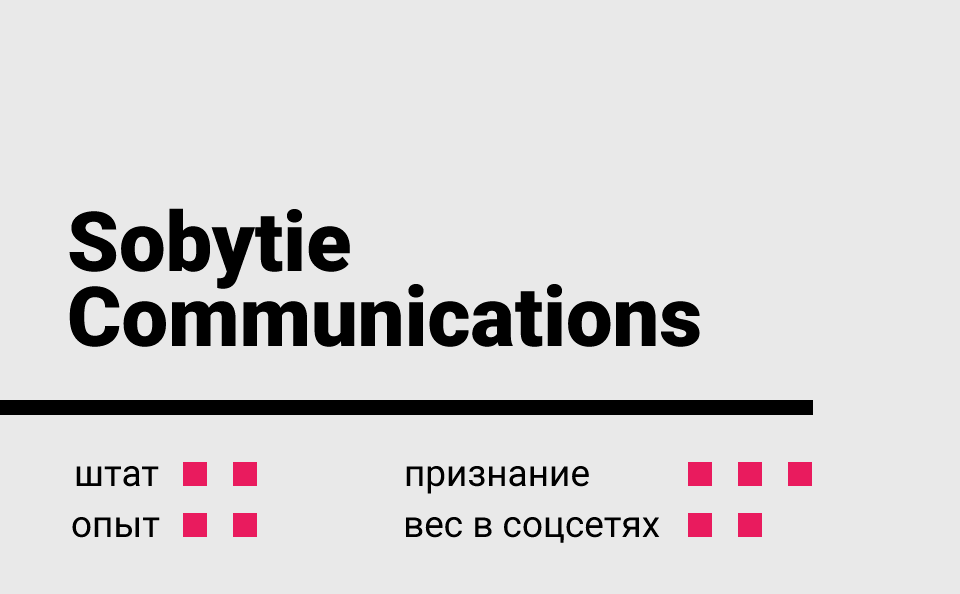 Sobytie Communications