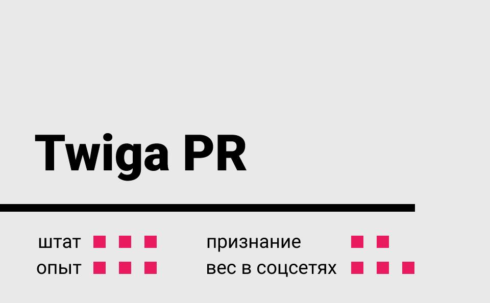 Twiga PR
